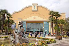 Walt Disney Studios Park Stock Photography