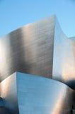 Walt Disney teater i LA Royaltyfri Fotografi