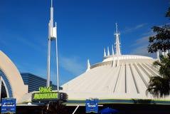 Walt Disney światu przestrzeni góra Obraz Stock