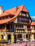 Walt Disney World. Pinocchio's Village Haus restaurant in Magic Kingdom, Walt Disney World Stock Photography