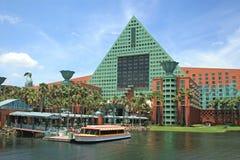 Walt Disney World Dolphin Hotel fotografía de archivo
