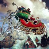Walt Disney World Mickey's very Merry Chistmas Holidays parade Stock Images