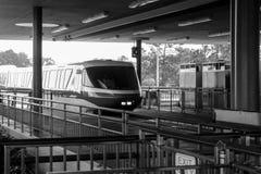 Walt Disney World Monorail Stock Photography