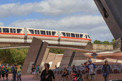 Walt Disney World Monorail Royalty Free Stock Photos