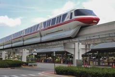 Walt Disney World Monorail Stock Photos