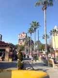 Walt Disney World (Tower of Terror) Stock Images