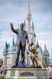 Walt Disney y Mickey Mouse Fotos de archivo libres de regalías