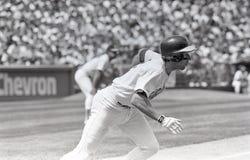 Walt Weiss, Oakland Athletics fotografia de stock