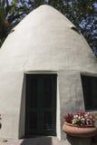 Walter świątyni Tepee atHomestaed muzeum Obrazy Stock