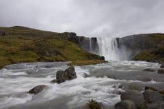 Walter Mitty Waterfall fotografia stock libera da diritti