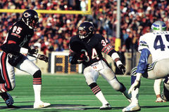 Walter Payton. Chicago Bears legendary RB Walter Payton, #34.  (Image taken from color slide Stock Photography