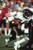 Walter Payton. Chicago Bears RB Walter Payton, #34.   (Image taken from a color slide Stock Photos