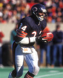 Walter Payton. Chicago Bears RB Walter Payton.  (Image taken from color slide Royalty Free Stock Photos