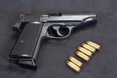 Walter pp handgun Stock Images