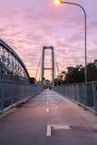 Walter Taylor Bridge Stock Photo