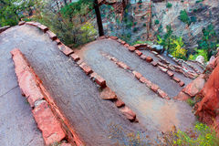 Free Walters Wiggles Zion National Park Royalty Free Stock Photo - 24800005