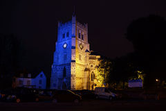 Waltham Abbey Church Arkivfoton