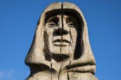 Waltham Abbey Sculpture Imagen de archivo libre de regalías