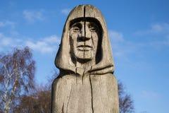 Waltham Abbey Sculpture Fotos de archivo libres de regalías