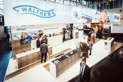WALTHER at IWA 2015 Stock Image