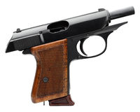 Walther PPK 22 Royalty Free Stock Photo