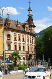 Walther Square in Bolzano (Bozen), Italy Royalty Free Stock Photos