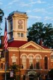 Walton County Georgia Courthouse historique Photographie stock libre de droits