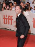 Actor Walton Goggins on the red carpet at Toronto International Film Festival. Walton Goggins at Roy Thomson Hall on September 13, 2017 in Toronto, Canada for Stock Photo
