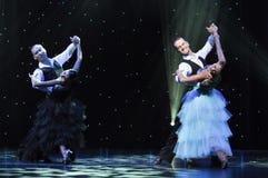 Waltz Dancers Stock Photography