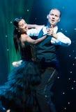 Waltz Dancers Stock Photo