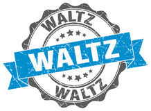 Waltz seal Royalty Free Stock Photography