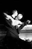 Waltz- viennese Emanuel Valeri Tania Kehlet Fotografia Stock Libera da Diritti