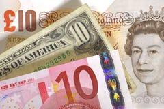 waluta Zdjęcie Stock