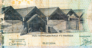 Waluta banknot Afryka Zdjęcia Royalty Free