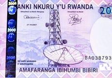 Waluta banknot Afryka Zdjęcie Royalty Free