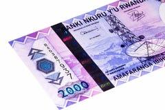Waluta banknot Afryka Obraz Royalty Free