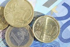 waluta euro fotografia royalty free