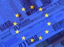 waluta euro royalty ilustracja