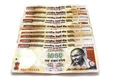 waluta hindus Zdjęcie Royalty Free