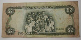 waluta Jamaica fotografia royalty free