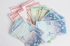 waluta Malaysia Zdjęcia Stock