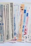 waluta obca Zdjęcia Royalty Free