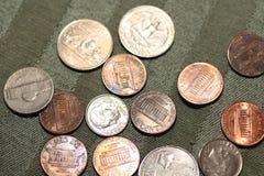 waluta s u Zdjęcie Stock