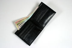 waluty hindusa portfel Obrazy Stock