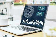 Waluty i biznesu pojęcie obrazy stock