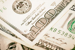 Waluty USA dolary zdjęcie royalty free