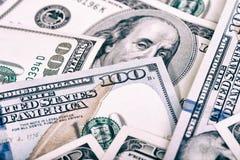 Waluty USA dolary zdjęcie stock