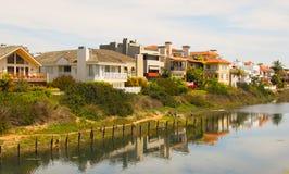 Walzing entlang in Venedig, Kalifornien Lizenzfreie Stockfotos