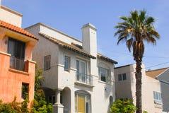 Walzing entlang in Venedig, Kalifornien Stockbilder