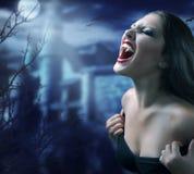 wampir Zdjęcie Stock